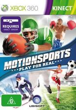 Motionsports: Play for Real *NEW & SEALED* Xbox 360 Kinect