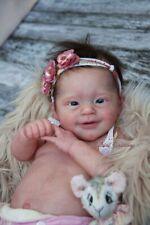 Sunny By Joanna Kazmierczak VERY RARE *Reborn Doll Kit Unpainted W/COA*