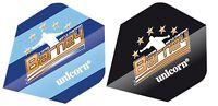 Unicorn RVB Raymond Van Barneveld Authentic Plus Dart Flights - Extra Thick