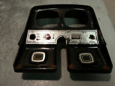 1974 Arctic Cat Panther instrument panel dashboard