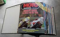 moto journal 1977 lot