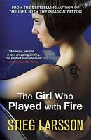 The Girl Who Played with Fire (Millennium Trilogy Book 2), Larsson, Stieg , Acce