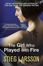The Girl Who Played with Fire (Millennium Trilogy Book 2), Larsson, Stieg, Excel