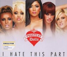 Pussycat Dolls I hate this part (2008; 2 tracks) [Maxi-CD]