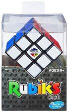 Genuine RUBIK'S CUBE original classic Full Size puzzle game rubiks HASBRO A9312