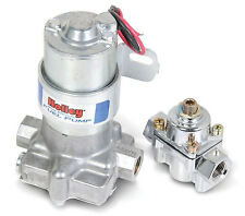 Holley 12-802-1 110 GPH 'Blue' Electric Fuel Pump With Regulator