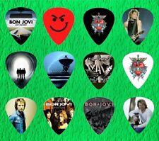 Bon Jovi  Guitar Picks *Limited Edition* Set of 12