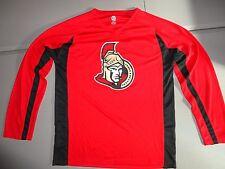 BLUE Toronto Maple Leafs NHL Hockey long Sleeve Polyester Jersey Shirt ADULT M