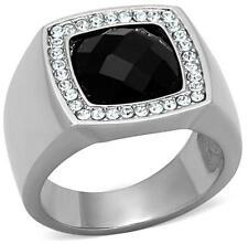 Onyx Wedding Rings for Men