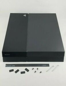 PlayStation 4 PS4 Top Bottom Cover Shell Housing Replacement (CUH-1001/1115)