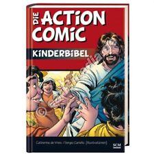 DIE ACTION-COMIC-KINDERBIBEL - Catherine de Vries, Sergio Cariello (Illust) °CM°