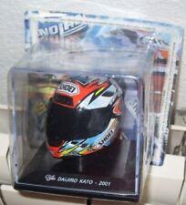 DAIJIRO KATO (2001) HELM HELMET MOTO GP 1/5 SCALE ALTAYA