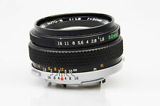 Olympus Film Camera Lens
