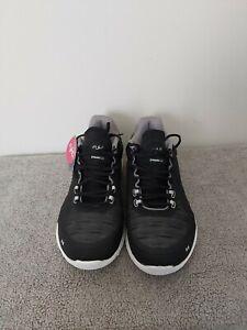 Ryka Women's Black/Silver Dynamic 2.5 Running Shoes Size: 10 MSRP $65.00