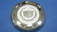 "2007-2014 CADILLAC ESCALADE 22"" WHEELS CHROME CENTER CAP W/ RING 9596649"
