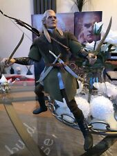 Lord Of The Rings Legolas Archer Elf Prince  1:6 Sideshow Not Hot Toys