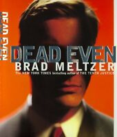 Dead Even by Brad Meltzer