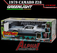 GREENLIGHT 12986 1:18 1979 CHEVY CAMARO Z/28 FAST TIMES AT RIDGEMONT HIGH  STOCK