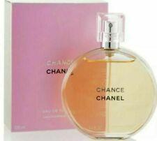CHANEL Chance Eau de Toilette EDT 100 ml / 3.4 Oz For Women NEW sealed in BOX
