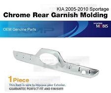 OEM Genuine Parts Chrome Rear Garnish Molding Fit KIA 2005-2010 Sportage