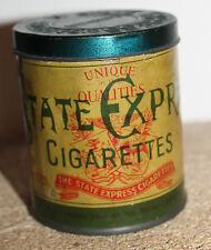 vintage ancienne boite cigarette 555 state expresse london