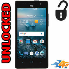 UNLOCK GSM international PHONE CRICKET ZTE Fanfare 2 AT&T,T-MOBILE AND WORLDWIDE