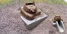 MGM 070-25 1/72 Resin WWII Beauform 242 Pillbox for Pzkpfw. M42 dual mgs