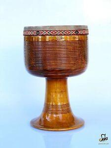 Quality Persian Tonbak Tombak Zarb Percussion Drum Musical Instrument SHZ-103B