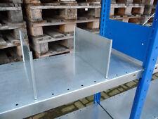 META Fachteiler 30cm Fachbodenregal Trennblech Fachbodenteiler Schulte Regal