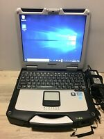 Panasonic Toughbook CF-31 MK3 i5-3320M 2.60GHz Touch 8gb RAM, 256 SSD WIN10