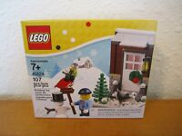 LEGO Holiday Seasonal - 40124 WINTER FUN - Christmas 2015  NEW & SEALED