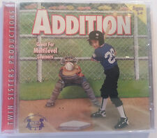 Addition CD (Ages 6 -9)