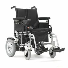 New Livewell Easy Fold Lightweight Electric Wheelchair Portable Powerchair