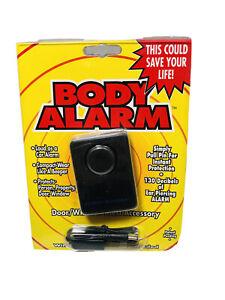 NEW Body Alarm  Ear Piercing Multi Purpose Siren Alarm- H11