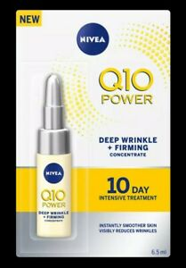 Nivea Q10 Power Deep Wrinkle Firming+Concentrate 10 Day Intensive Treatment6.5ml