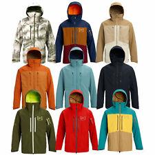 Burton AK Swash Jacket Herren-Snowboardjacke GoreTex GTX Skijacke Winterjacke