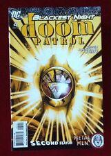 Doom Patrol (2010) #4 - Second Printing Comic Book - Blackest Night - DC Comics