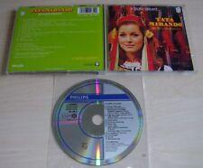 TATA MIRANDO A Gipsy Played CD 1988 Philips West Germany Gipsy Orchestra
