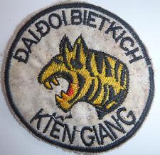Variant Patch - KIEN GIANG PROVINCE PRU - RECON MERCENARIES, Vietnam War - 3654