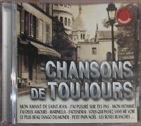 Chansons De Toujours CD