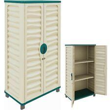 Starplast 44811 Storage Cabinet Beige/Green