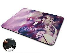 JUSTIN BIEBER Premium Qualità flessibile gomma Tappetino Mouse/Mouse Pad