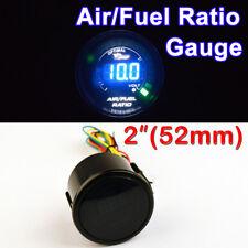 2'' 52MM 20 LED Digital Car Racing Air/Fuel Ratio Monitor Gauge Analog Universal