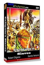 CALIGULA'S SLAVES  DVD