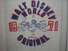 Men's 3XL Mickey Mouse, Goofy, Donald Duck  Heathered  Disney Tee Shirt NWT XXXL