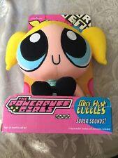 The Powerpuff Girls Bubbles Bulle Plush New