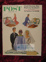 Saturday Evening POST June 3 1961 6/3/61 ALAJALOV +++