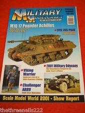 MILITARY MODELCRAFT INT - M10 17 POUNDER ACHILLES - JAN 2002