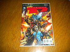 DC Comics The New 52 Team Seven #1