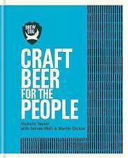 BrewDog: Craft Beer for the People by James Watt (Hardback, 2017)